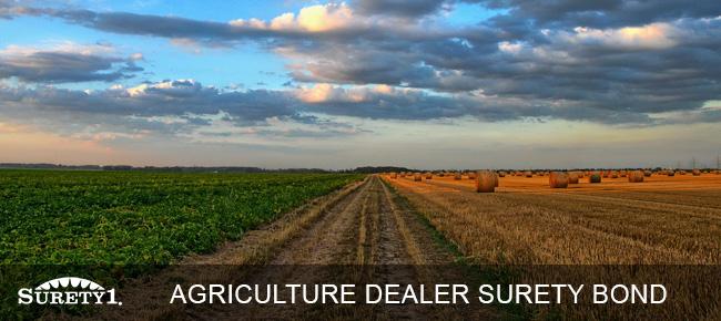 agriculture dealer surety bond