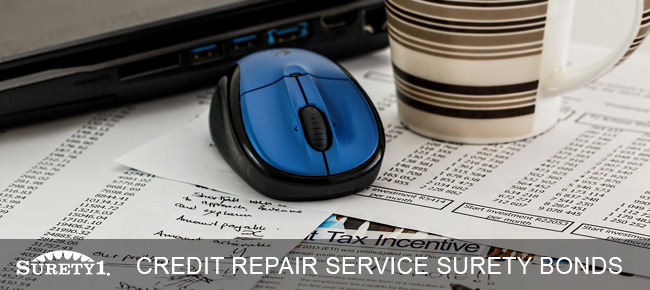 Credit Services - Credit Repair Surety Bond