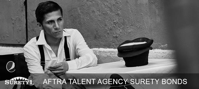 AFTRA Talent Agency Surety Bond