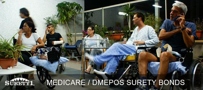 Medicare DMEPOS surety bond