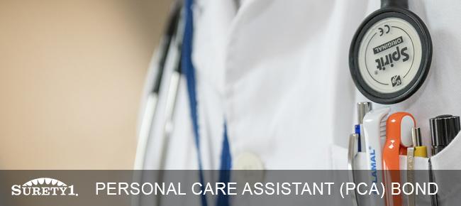 Personal Care Assistant (PCA) Bond