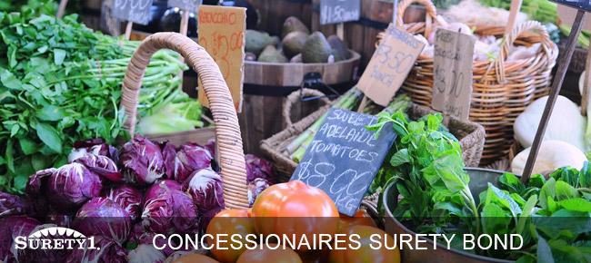 concessionaires surety bond