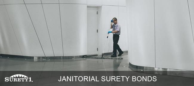 janitorial surety bond