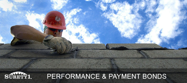 performance bonds payment bonds