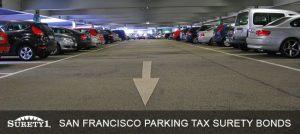 parking tax bond
