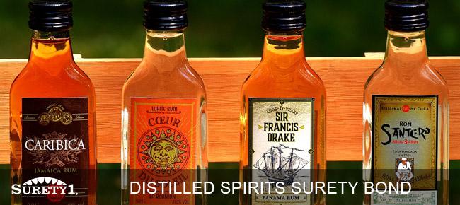 distilled spirits bond