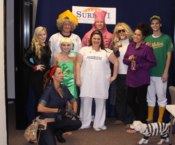 Surety Bond Folks Having Fun