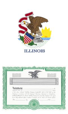 Illinois Lost Stock Certificate