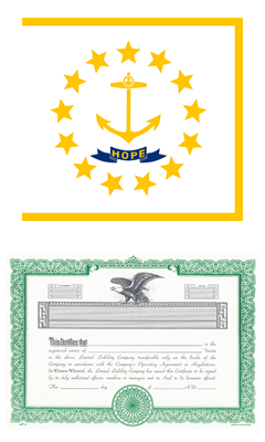 Rhode Island Lost Stock Certificate