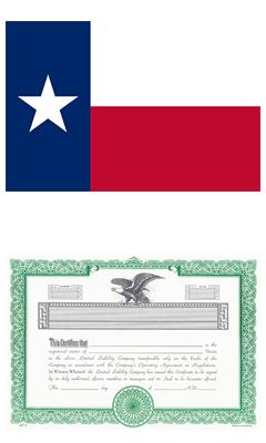 Texas Lost Stock Certificate Surety Bond