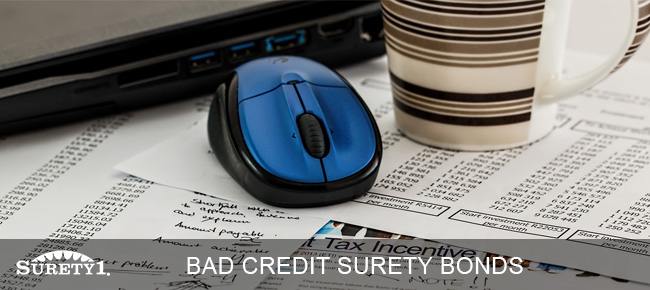 bad credit surety bonds