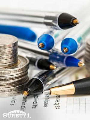 types of surety bonds - license and permit