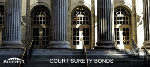 court bonds