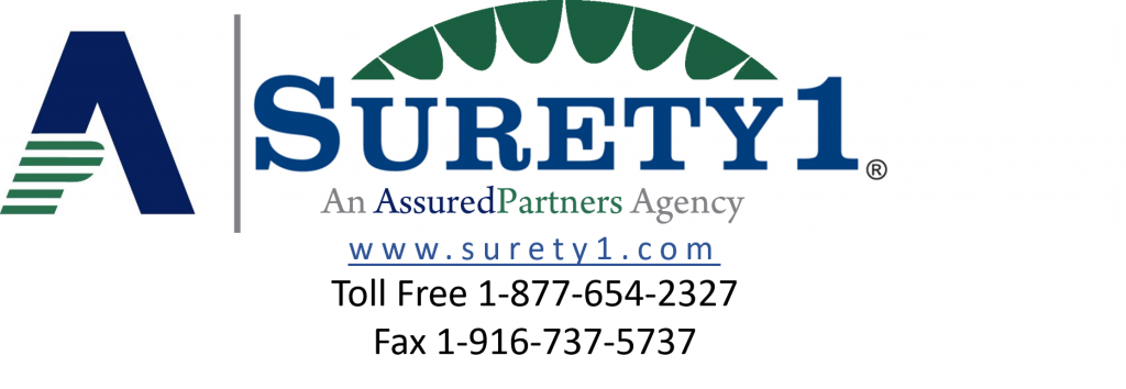 Types of Surety Bonds
